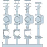 Clifongas-Diseño 3D Colectores de Calefacción