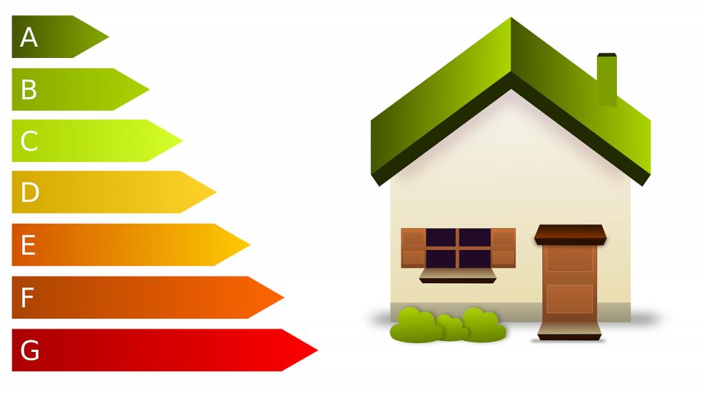Imagen Tarjeta Eficiencia Energética (Fuente: Pixabay)